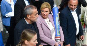 MILAN BANDIĆ 'Moja podrška ide Grabar-Kitarović, za razliku od onih koji su promovirali salonsku politiku, ona je bila na strani malih i slabih'
