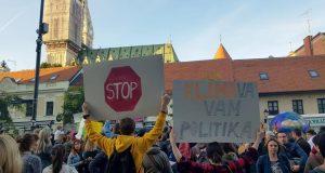 U Zagrebu i Osijeku održavaju se prosvjedi za klimu!