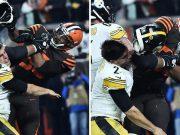 Tribine utihnule: Igrač NFL-a 'nokautirao' drugoga kacigom