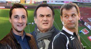 Hajduk - Osijek, Oko sokolovo, sudačka analiza, Ante Kulušić protiv Marija Strahonje i Draženka Kovačića