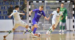 Sporting - Novo Vrijeme 4-0, Liga prvaka u futsalu: 'Sporting je ipak svijet za sebe'