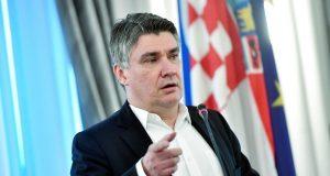 ZORAN MILANOVIĆ ŽESTOKO NAPAO VLADU ZBOG DATUMA IZBORA 'Lopovluk i sramota! Plenkoviću je cilj spriječiti građane da izaberu bolju Hrvatsku'