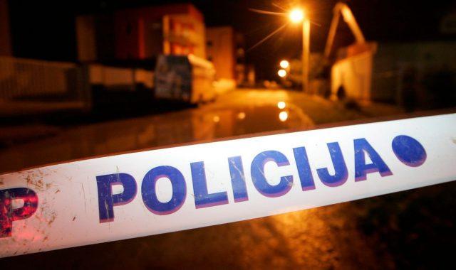 TEŠKA PROMETNA NESREĆA KOD NOVOG VINODOLSKOG Sudar je navodno uzrokovalo vozilo s migrantima, ima više ozlijeđenih