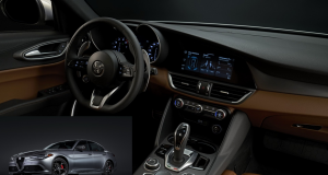 FOTOGALERIJA: OVAKO JE TREBALO BITI OD POČETKA Alfa Romeo Giulia i Stelvio napokon dobili dostojan interijer, modernu multimediju i sustave sigurnosti