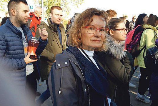HEROINA IZ VUKOVARSKE BOLNICE Njezin tadašnji zaručnik je ubijen nakon pada grada, a njegova ubojicu, osuđenog na 20 godina, pronašla je osobno