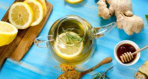 Recept za čaj od đumbira koji će ublažiti grlobolju i kašalj