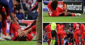 Kingsley Coman teško se ozlijedio u zadnjoj utakmici Lige prvaka