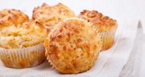 Slani muffini sa sirom, gotovi za tren