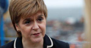ČELNICA ŠKOTSKE NACIONALNE STRANKE NICOLA STURGEON 'Škotska ne može biti zatočena u Velikoj Britaniji protiv svoje volje'