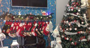 Svako od 21 djece ima božićnu pidžamu, a svaka soba jelku
