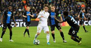 Liga prvaka: Luka Modrić zabio Bruggeu, Zvezda ispala u 87. minuti