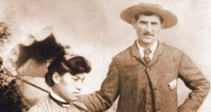 MOJE MAORSKO VJENČANJE IZ 1892. Andrija iz Mlina oženio se princezom Erinom Kaakom, kćeri poglavice, a u 26 godina braka imali su 13 djece