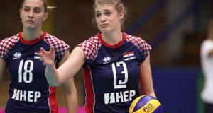 Ništa od Olimpijskih igara: Odbojkašice izgubile od Belgije