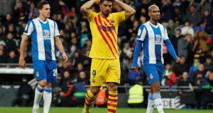 Luis Suarez out do kraja sezone: Operirao menisk desnog koljena