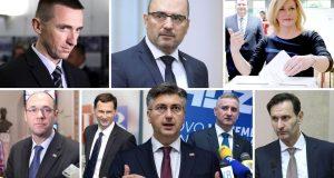 Plenkovićev obračun u stranci: Okršaj za HDZ ipak u travnju?!