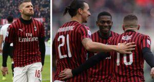 Milan - Torino 4-2, Talijanski kup: Rebić asistirao, Milan u polufinalu kupa igra s Juventusom