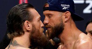 UŽIVO Conor McGregor - Donald Cowboy Cerrone, prijenos uživo, UFC 246