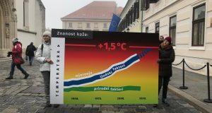Bili smo ispred Vlade s hrvatskim znanstvenicima koji su predali apel za sustavnu klimatsku akciju!