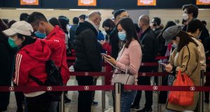 KINESKA STJUARDERSA U BEČKOJ BOLNICI STAVLJENA U IZOLACIJU Prije nekoliko dana u Austriju doletjela iz Wuhana, sumnja se da je zaražena koronavirusom