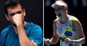 Donna Vekić izbacila Mariju Šarapovu, Marin Čilić pobijedio Corentina Mouteta, 1. kolo Australian Opena