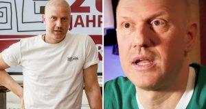 Ivan Klasnić zbog virusa ostao bez kose