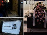 Tuga na beogradskom groblju: Opraštaju se od Nede Arnerić
