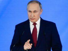 PUTINOVA 'SPECIJALNA OPERACIJA 2024': PRAVA ISTINA O USTAVNIM PROMJENAMA I PADU VLADE Ruski predsjednik priprema scenarij viđen u susjednoj državi