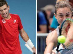 Australian Open: Petra Martić pobijedila McHale, Borna Ćorić ispao od Querreya