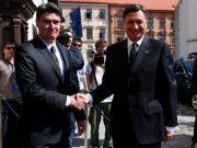 PAHOR ČESTITAO MILANOVIĆU 'Znamo se jako dobro već 15 godina, dat ćemo šansu dijalogu, ali on mora računati na poznata slovenska stajališta'