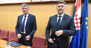 POČINJE PRESS KONFERENCIJA MINISTARSTVA ZDRAVSTVA Hoće li Kujundžić sam dati ostavku ili će ga premijer smijeniti?