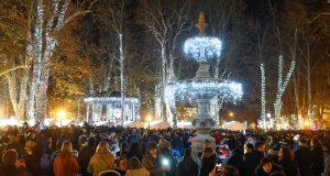 ADVENT I NOVA GODINA IZNAD OČEKIVANJA Turistička zajednica Grada Zagreba pohvalila se odličnim rezultatima, zabilježeno 11% više noćenja
