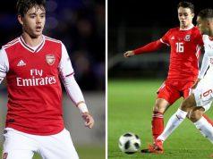 Pun pogodak: Dinamo doveo i kapetana U-23 ekipe Arsenala!