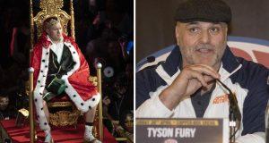 Otac Tysona Furyja zamolio sina da ode u mirovinu