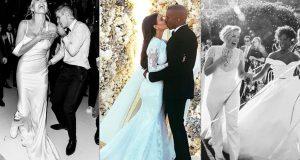 Prvi ples slavnih: Uz ove note su uplesali u svoj bračni život
