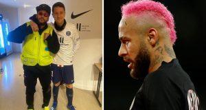 'PSG tjera Neymara da radi u osiguranju kad ne može igrati'