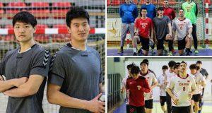 Quan Wang i Yao Xueyan u RK Zagrebu, intervju: Tko su prvi Kinezi u rukometnoj Ligi prvaka