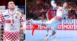 Domagoj Duvnjak, rituali: Prije utakmice prekrižim se, uzmem krunicu u ruke, cijeli Euro igrao sam u istim čarapama