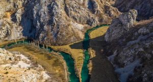 Divlja ljepota Zrmanje: Kanjon, krš i boje koje će vas oduševiti