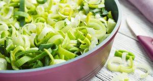 Još stigneš napraviti jela s porilukom jer čuvaju zdravlje štitnjače i pluća
