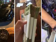 Mladići se razbacuju novcem: U klubu satove zalijevali votkom