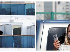 Zaražene putnike s 'korona kruzera' ipak evakuirali u SAD