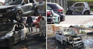 Zapalio 22 auta: Mislio je da ga žele ubiti, pisao CIA-i i FBI-ju