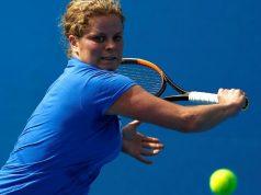 Kim Clijsters se vratila tenisu: Izgubila od Muguruze u Dubaiju