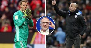 Rummenigge: Guardiola je od Neuera htio napraviti veznjaka