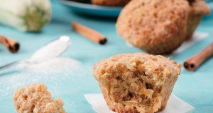 Meki i sočni muffini s jabukom, medom i cimetom