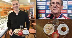 Lino Červar, slatka tajna: Svaki dan tri vanilin kiflice i espresso, kaže slastičar Igor Lukin