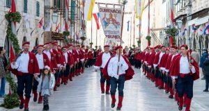 FOTO: U Dubrovniku zatvorena 1048. Festa sv. Vlaha