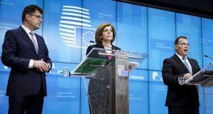 MINISTRI ZDRAVSTVA SASTALI SE U BRUXELLESU 'Hrvatska i EU zasad imaju dovoljno resursa za odgovor na krizu, ali je pitanje koliko će ona trajati'