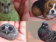 Japanska umjetnica kamenje pretvara u preslatke životinjice