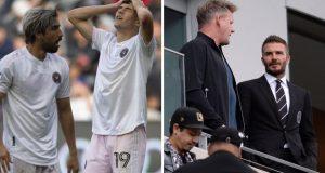 Slavni kuhar Gordon Ramsay s Beckhamom gledao prvu utakmicu Intera iz Miamija
